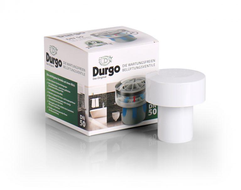 Funktion der Durgo Belüftungsventile